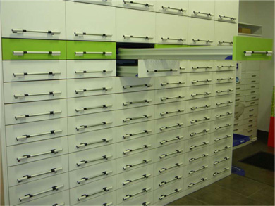 HX Pharmacy Drawer System ... & Pharmacy Drawer Systems Pharmacy Storage